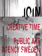 2014 Creative Time Summit: Stockholm!
