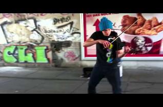 Berlin Underground Street Music