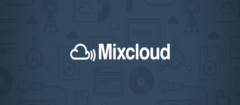 Listen to our shows on mixcloud