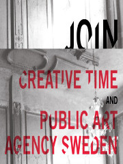 2014 Creative Time Summit: Stockholm!