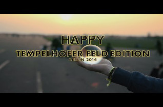 Happy [Berlin, Tempelhofer Feld Edition]